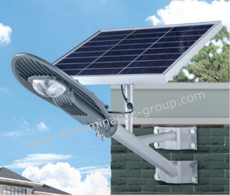 30W 60w Outdoor higway lamp waterproof IP65 Bridgelux COB solar led street light
